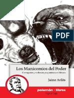 Los Manicomios Del Poder - Jaime Aviles