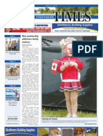 July 9, 2010 Strathmore Times Weekly Newspaper