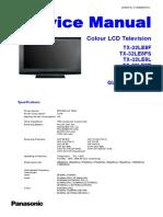 Panasonic TX 32LE8P