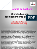 25 Melodias