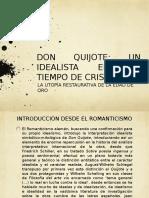 Los Ideales de Don Quijote