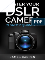 Master Your Dslr Camera
