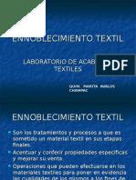 Ennoblecimiento Textil