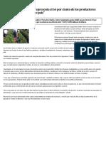 """""""La Agricultura Familiar Representa El 66 Por Ciento de Los Productores Agropecuarios de Nuestro País"""" - Télam - Agencia Nacional de Noticias"""