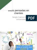 Web Pensada en Clientes EBusiness 2015