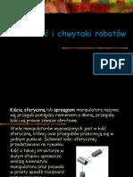 Ki i Chwytaki Robotów