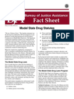 Bureau of Justice Assistance Fact Sheet