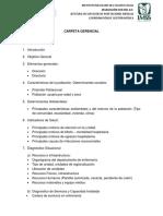 elementos de carpeta directiva