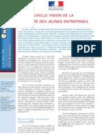 Decas Bref Ent n°14 - 2005 Pérennité jeunes entreprises
