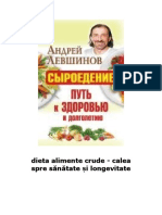 Dieta Alimente Crude