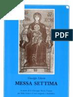 Messa 7° Album (S.Giuseppe)-Liberto