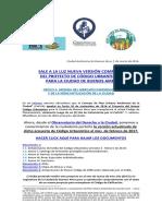 2017 - 03 - Proyecto de Código de Edificación- Elaborado Por El GCBA