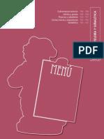 Cartelería y Señalética. Catálogo Profesional de Hostelería 09/10. Grupo CRISOL.