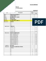 Metrado Escalera - proyectos y valuaciones