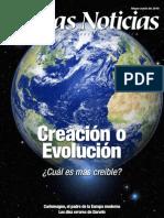 Las Buenas Noticias - Mayo/Junio 2010