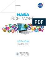 NASA Software Catalog 2017-18