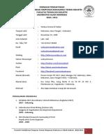 Formulir Pendaftaran Hmti 2010 2011 Contoh Pengisian