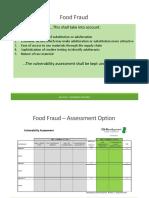 BRC Vulnerability Assessment