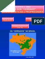 Solos Sob Cerrado - Características e Propriedades - Boletim 5 - ANDA