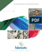 Informe Anual del año 2011 de la compañía colombiana FABRICATO