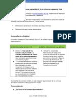 Modificatoria Del Decreto Supremo 003-97-TR