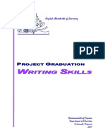 Project Graduation Writing Skills (1)
