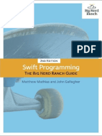 Swift Programming the Big Nerd - Mathias Matthew
