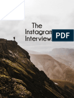 The instagram Interviews