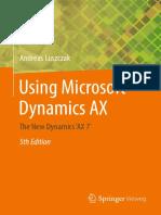 Using Microsoft Dynamics AX the New Dynamics 'AX 7'