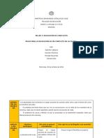 TALLER 3 - RESOLUCIÓN DE CONFLICTOS