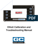 W450321C Insight Elliott Calibration Troubleshooting English