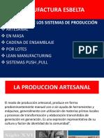 m.e. Evolucion de Los Sistemas de Producción
