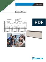 Daikin AG 31-004 LR School HVAC Design Guide