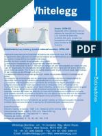 HCM-420. Coil Winding Machine. Bobinadora Con Cama y Contra Cabezal Modelo HCM-420
