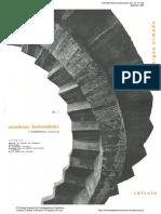 Diseño de Escalera Elicoidal