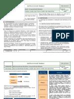 ANEXO # 6 Procedimiento de Identificaciòn de Peligros y Evaluaciòn de Riesgos