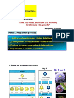 Celulas Inmunologicas y Fagocitosis.