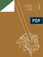 Limpieza. Catálogo Profesional de Hostelería 09/10. Grupo CRISOL