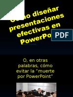 cmodisearpresentacionesefectivasenpowerpoint-130422101502-phpapp01