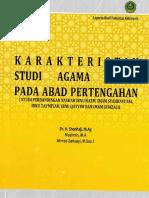 2014 Shonhaji Karakteristik Studi Agama