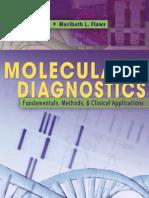 Molecular Diagnostics-Fundamentals Methods and Clinical Applications