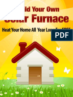 Build your own Solar Furnace