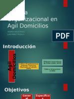 Cultura Organizacional en Agil Domicilios