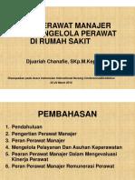 c Peran Perawat Manajer - Final 18 Maret 2016