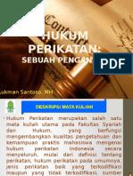 1. Hukum Perikatan Pengantar