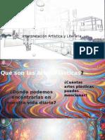 Artes Visuales IAL