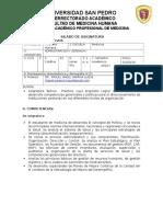 Administracion y Gerencia I-sylabus