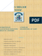 water chiller system ppt