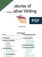 Writing Narratives 9211