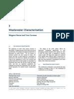 Wastewater Characterization